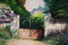 Monet's Gate