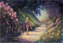 Buchard Garden Walk