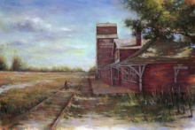 Dawson Creek Railway